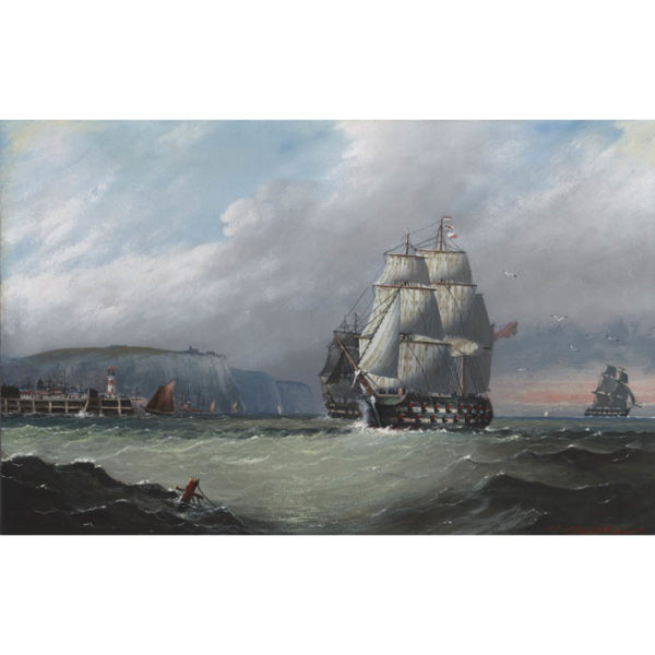 Michael Matthews, British Clipper Ships (No. 3)