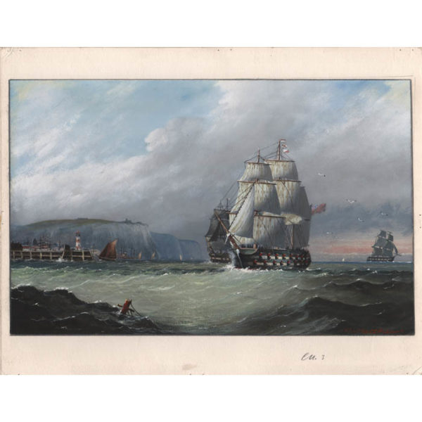 Michael Matthews, British Clipper Ships (No. 3), full sheet