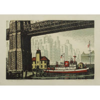 Woldemar Neufeld, Brooklyn Bridge Fire Station