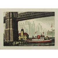 Woldemar Neufeld, Brooklyn Bridge Fire Station