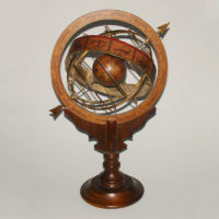 Coronelli Style Ptolemaic Armillary Sphere