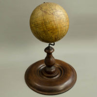 Holbrook & Co. 5-inch Terrestrial Table Globe