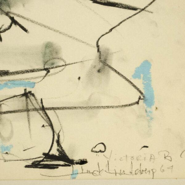 Linda Lindeberg, Victoria, B.C., detail