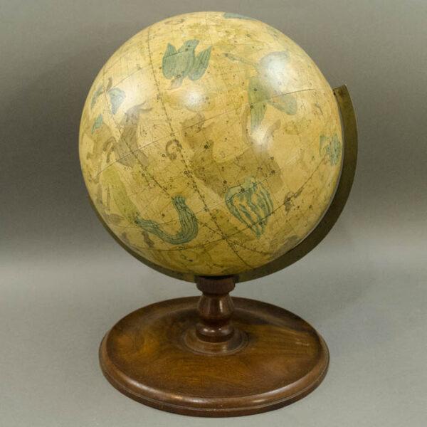 Josiah Loring 9.5-inch Celestial Globe