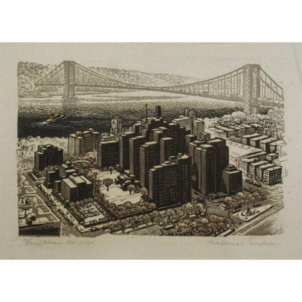 Woldemar Neufeld, New York-Presbyterian Hospital