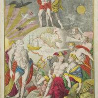 Homann, Atlas Novus Frontis Page