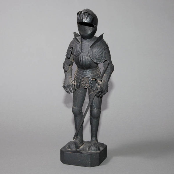 Miniature Knight Model