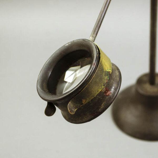 Handmade Magnifier, detail