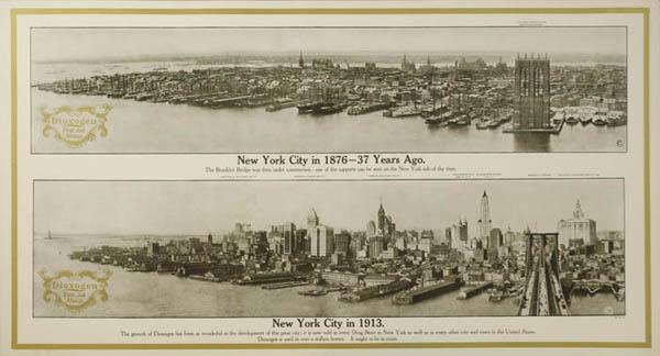 Dioxogen New York City Map