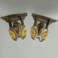 Horse-head Wall Brackets