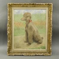 Banco, Poodle of Flora Whitney Payne Miller