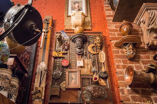 Inside George Glazer Gallery from NY Sideways