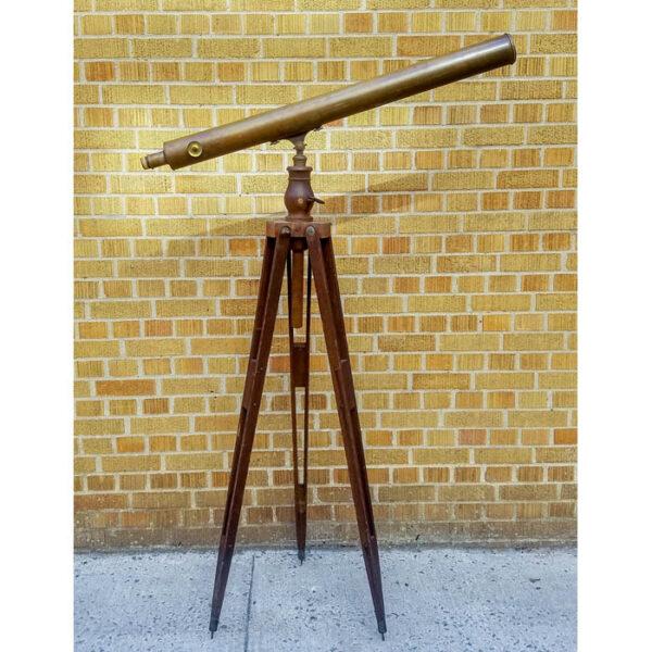 Bardou Floor Standing Refractor Telescope