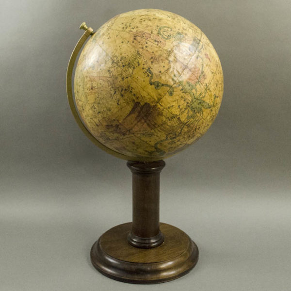 Masonic 10-Inch Celestial Table Globe