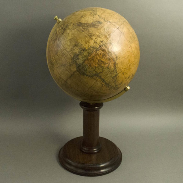 Masonic 10-Inch Terrestrial Table Globe