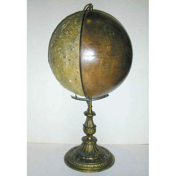 Dietrich Reimer 13-Inch Moon Relief Globe