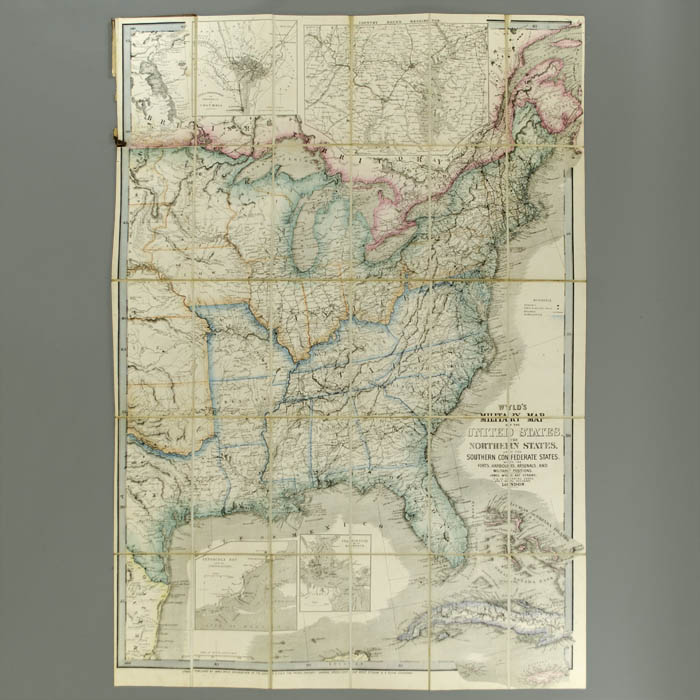 Map, United States, Military, Civil War, James Wyld, London, 1861 on the big map of united states, map of the new york city, map of the buffalo, map of the inland sea, map of the skagit valley, map of the emancipation, map of the pee dee river, map of the midwestern united states, map of the brooklyn, map of the southern rhone, map of the pentateuch, map of the west coast united states, map of the neotropics, map of the islamic countries, map of the contiguous united states, simple map of the united states, map of the northwestern united states, map of the university of southern mississippi, map of the south atlantic states, map of the csra,