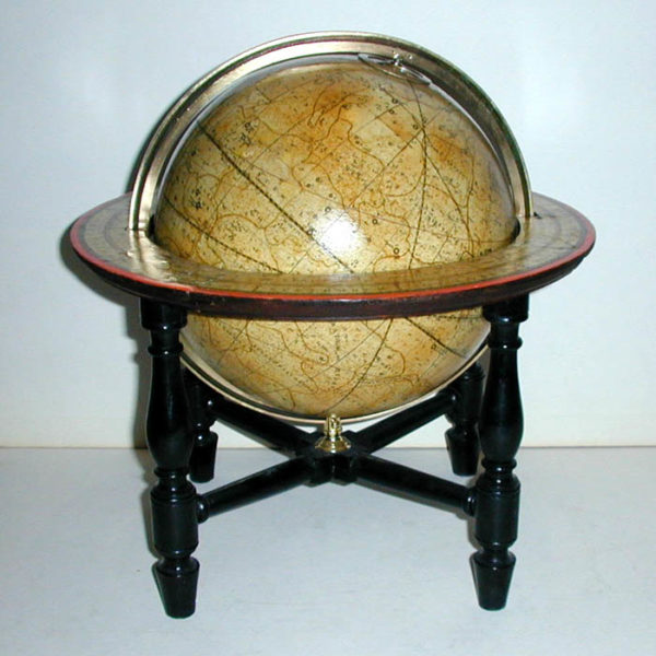 Mathew Carey/ J. & W. Cary Celestial Table Globe