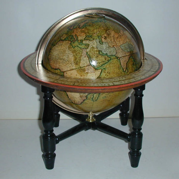 Mathew Carey/ J. & W. Cary Terrestrial Table Globe