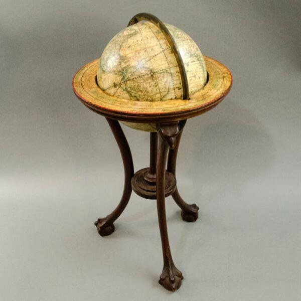 Franklin/ Merriam, Moore Six-Inch Terrestrial Table Globe