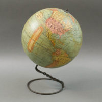Rand, McNally & Co. 6-Inch Terrestrial Table Globe
