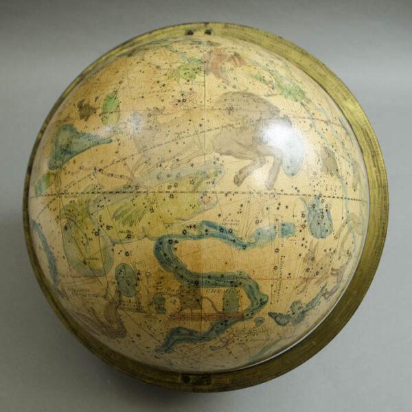 Franklin Globes 10-Inch Celestial Globe, detail
