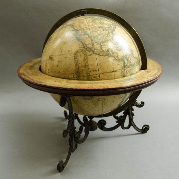 Franklin Globes 10-Inch Terrestrial Globe
