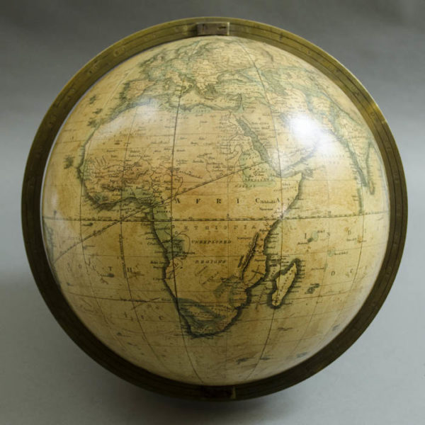 Franklin Globes 10-Inch Terrestrial Globe, detail