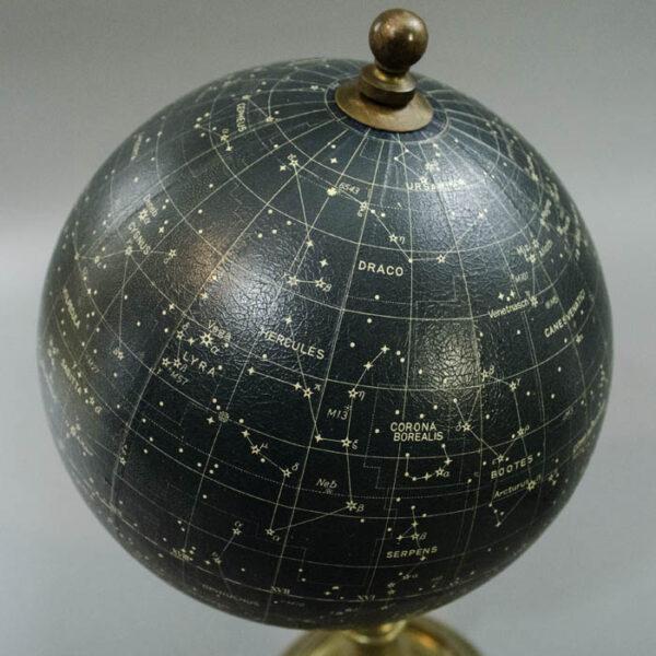 George Philip & Son 6-inch Celestial Globe, detail