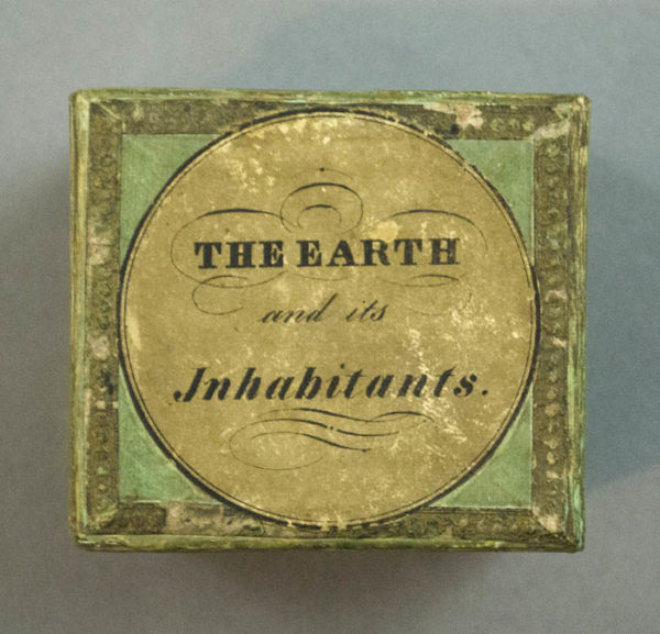 Bauer (attributed to) The Earth and Its Inhabitants