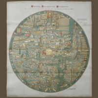 Monialium Ebstorfensium Mappamundi… [The Ebstorf Map of the World]