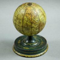 Joseph Schedler 3-Inch Terrestrial Paperweight Globe