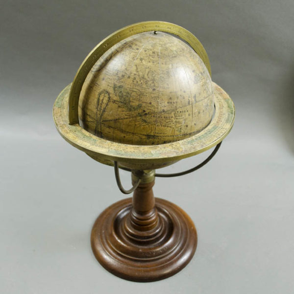 """""""Excelsior"""" 7-inch Terrestrial Table Globe"""