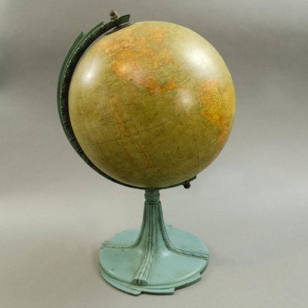 C.S. Hammond & Co. 9-Inch Terrestrial Table Globe