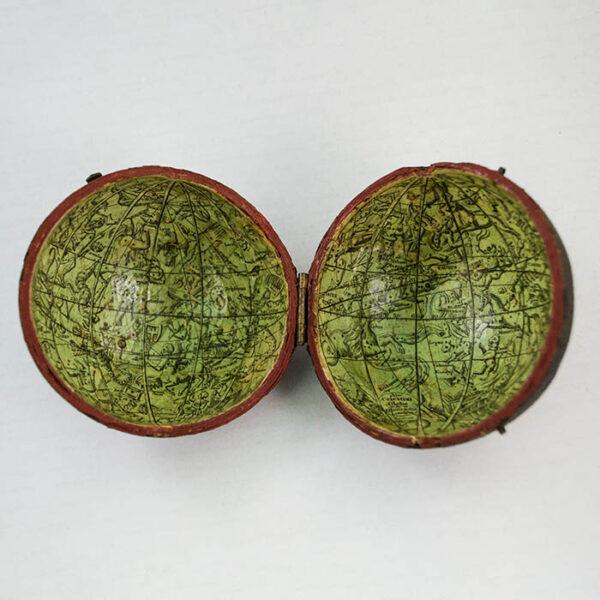 2.75-Inch Terrestrial Pocket Globe, Celestial Case