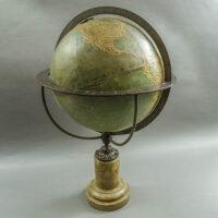 Thury & Belnet 12.25-Inch Terrestrial Relief Globe