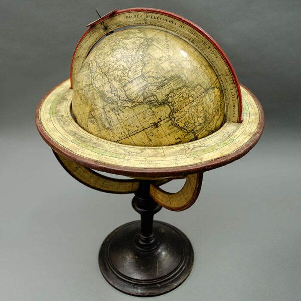 Delamarche 10-Inch Terrestrial Table Globe