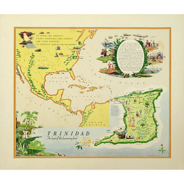 Edward Everett Henry, Trinidad: The Land of the Hummingbird