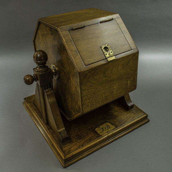 Jury Selection Box