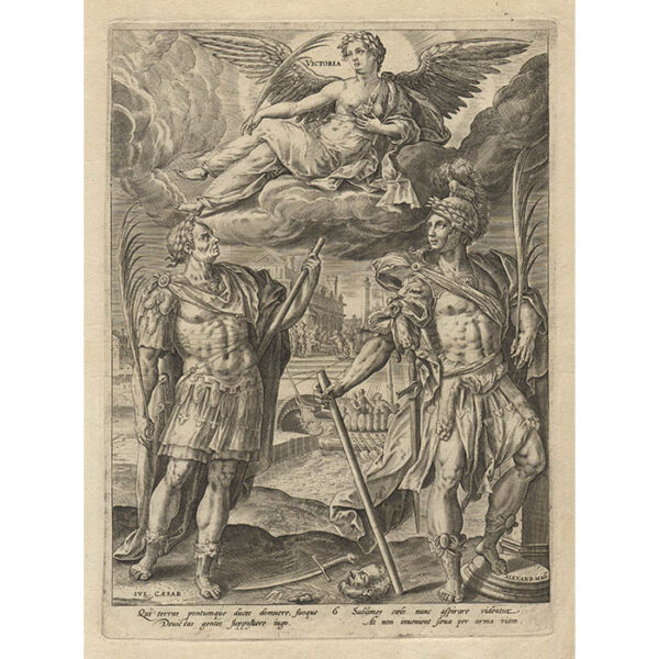 Allegories of the Seven Virtues, Plate 6