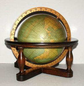 C. S. Hammond 6-Inch Table Globe