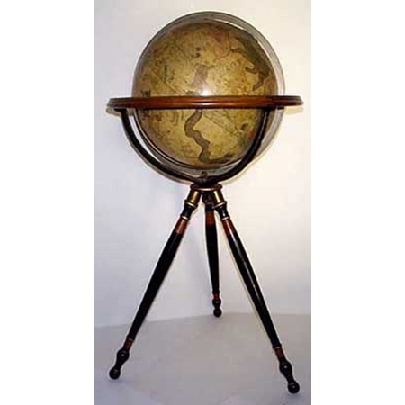 Joslin 16-Inch Celestial Globe on Aesthetic Movement Stand