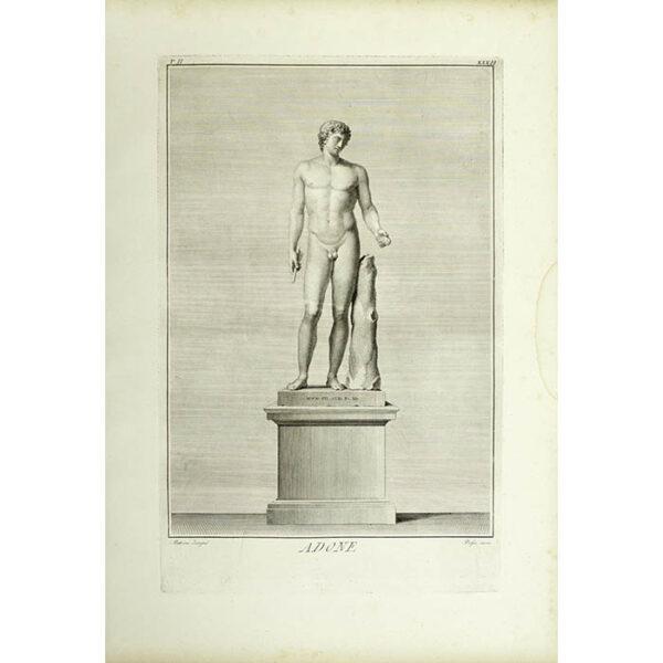 Adone, Plate 32 [Adonis] (Matteini/Bossi)