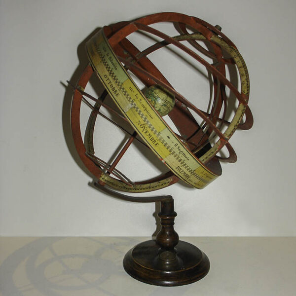 9-Inch Ptolemaic Armillary Sphere
