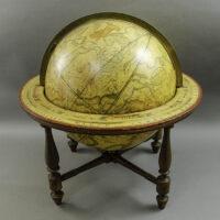 James Wilson 13-inch Celestial Table Globe