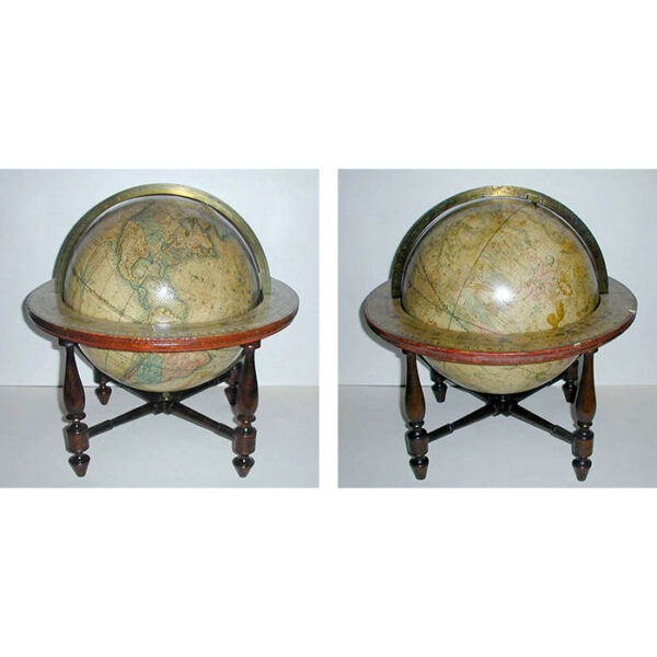 James Wilson Celestial and Terrestrial Globes