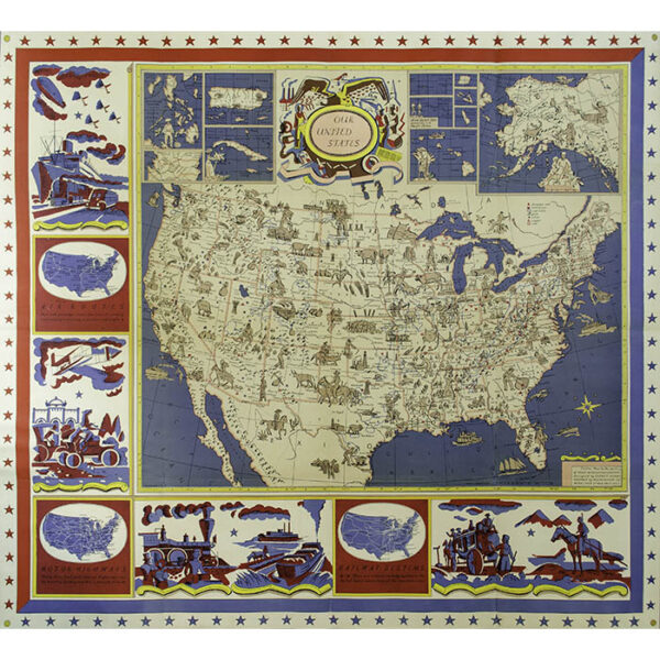 Edward Everett Henry, Our United States