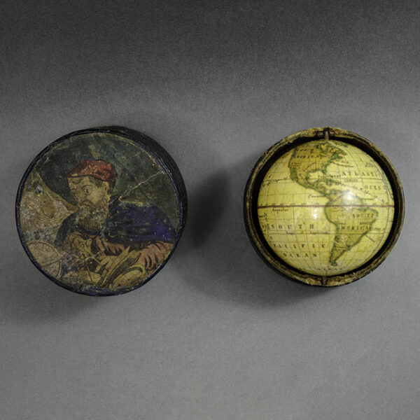 MPS 3-Inch Terrestrial Globe in Cylindrical Box