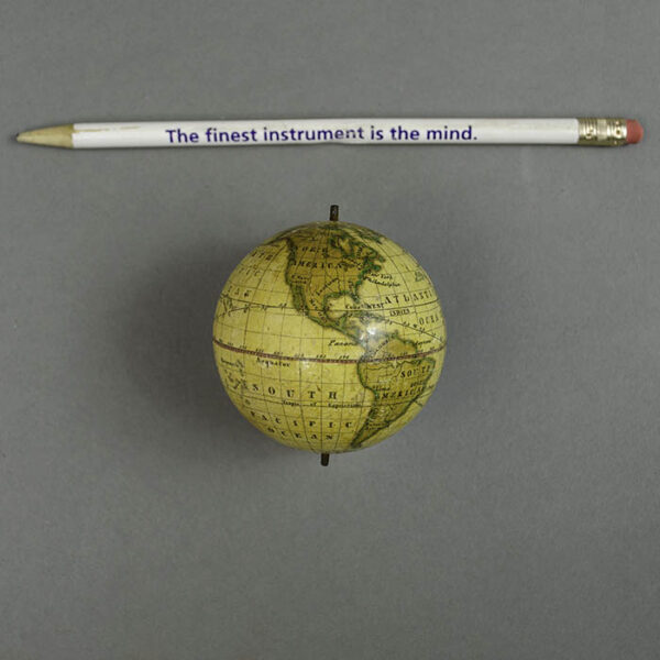 MPS 3-Inch Terrestrial Globe