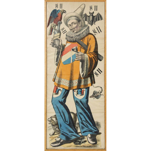 [Pierrot], French poster, 1880s